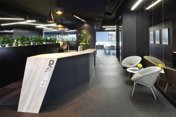 طراحی دفتر گروه معماری Ellivo ; پر شور و خلاقانه