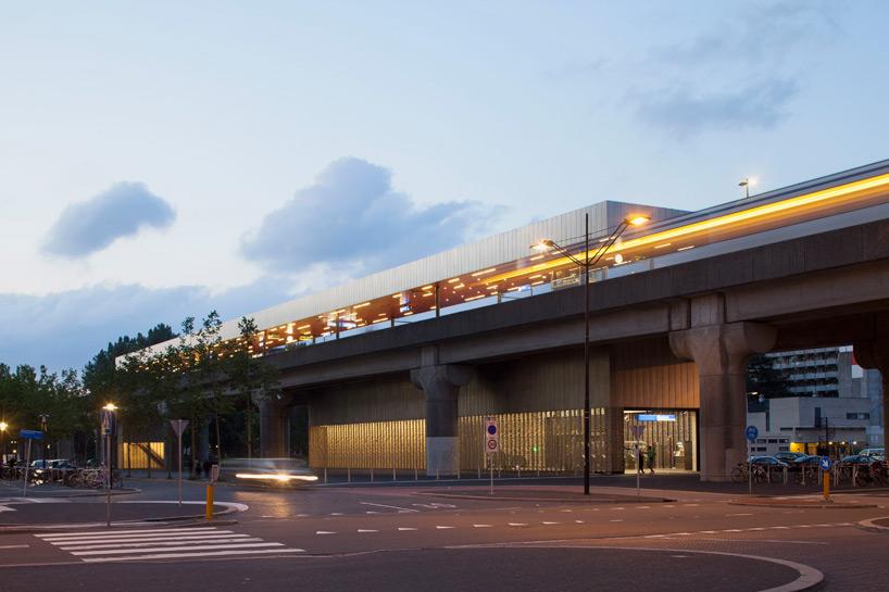 maccreanor-lavington-amsterdam-metro-station-designboom-05