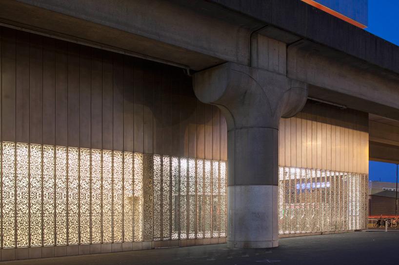 maccreanor-lavington-amsterdam-metro-station-designboom-07