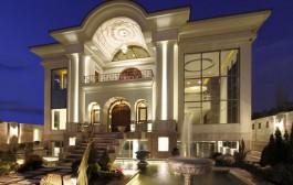 مهسان پنج ; تلفیقی از معماری مدرن با معماری سنتی ایرانی