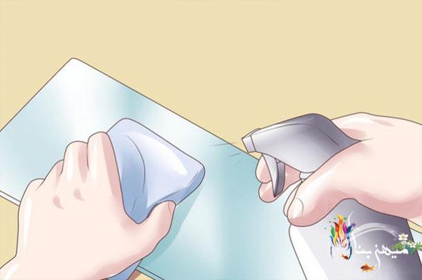 در آخرین روزهای خانه تکانی چه کارهایی باید انجام داد