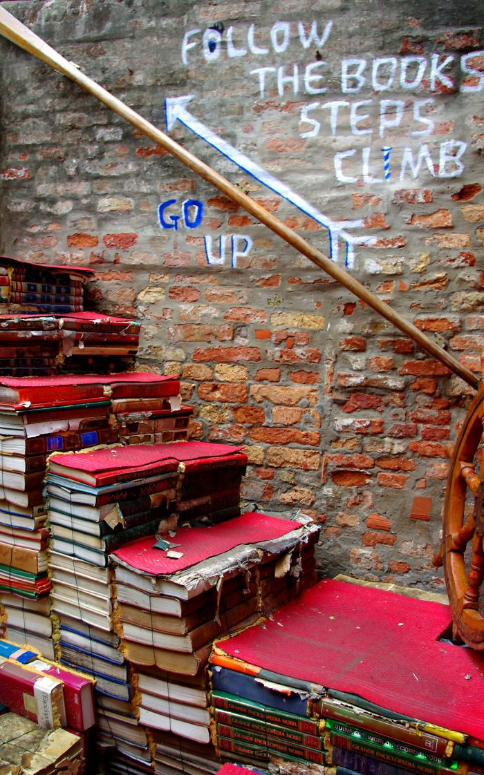 Literary steps
