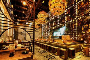 رستوران های مدرن یکنواخت در مقابل طراحی خودمانی رستوران آتیسوتو دبی