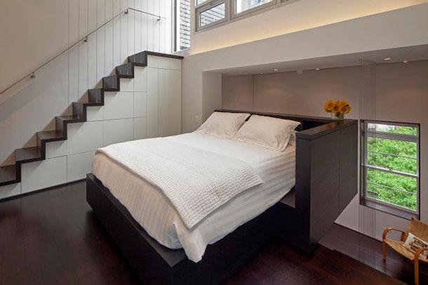 وقتی یک خانه 40 متری با معجزه معماری ، جادار و زیبا می شود