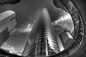 نمایش هنر معماری با عکس های خیره کننده دیو ویلسون