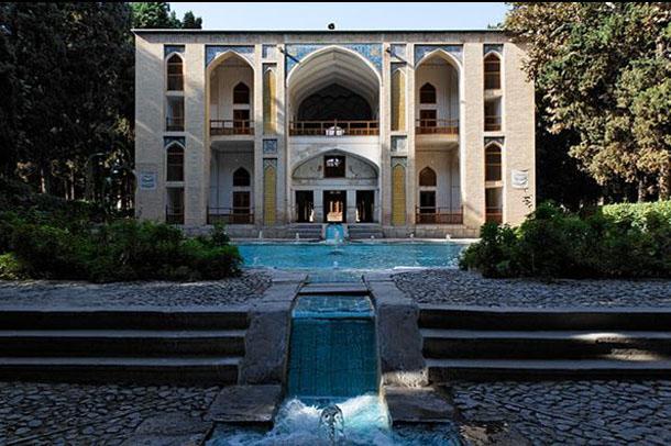 دانلود پاورپوینت معرفی کامل باغ سازی  ایرانی