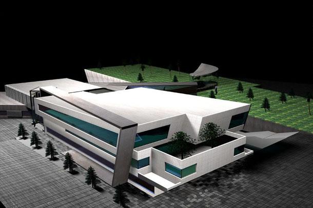 دانلود رساله کامل هنرستان معماری