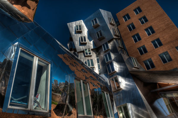 Stata Center, Massachusetts Institute of Technology