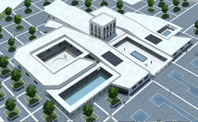 دانلود رساله فرهنگسرای هنر و معماری