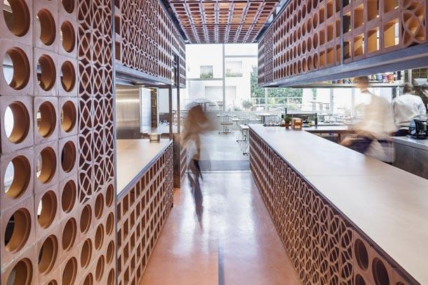 طراحی رستوران Disfrutar(لذت) از گروه معماری El Equipo(خلاق)