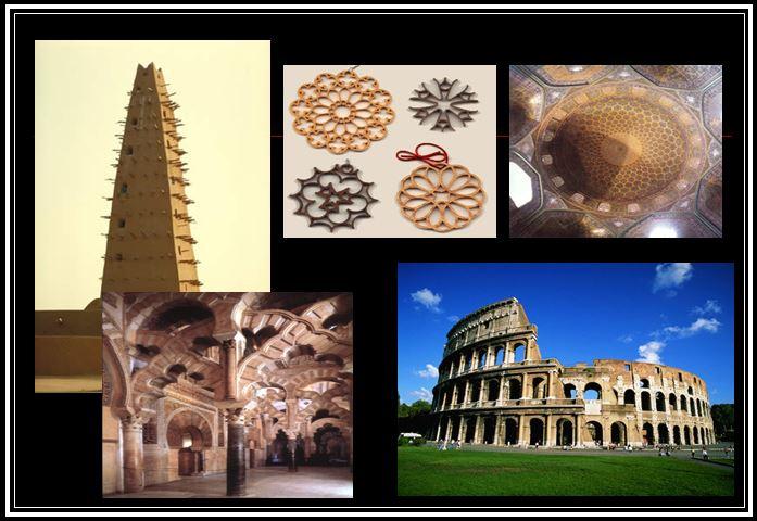 دانلود پاورپوینت معماری و هندسه فراکتال