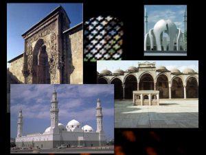 دانلود پاورپوینت معماری مساجد