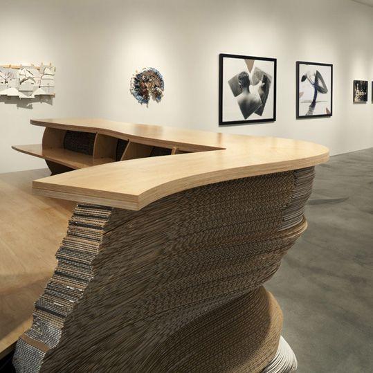 ECAA-cardboard-desk-side-view