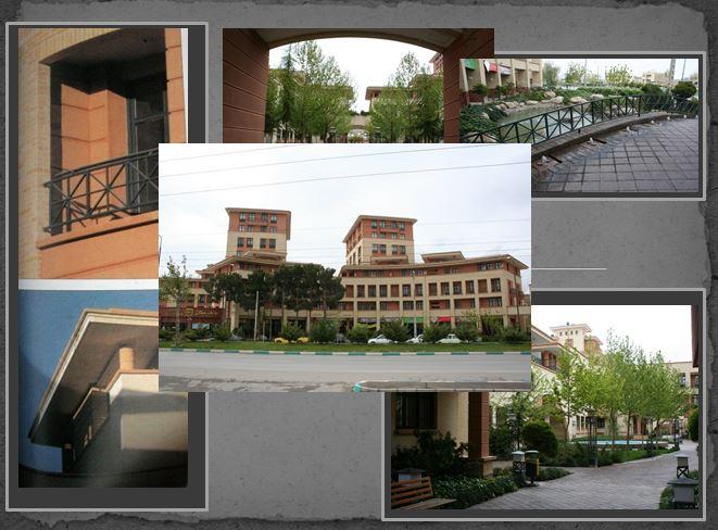 تحلیلی برمجتمع مسکونی زیتون اصفهان