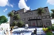 دانلود نقشه کامل مرکز هنرهای نمایشی همراه با رندر های تریدی مکس