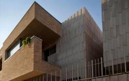 خانه شماره 7 نجف آباد ; رتبه اول گروه مسکونی جایزه معمار سال