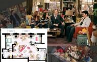 پلان آپارتمان محبوب ترین سریال ها و فیلم های جهان