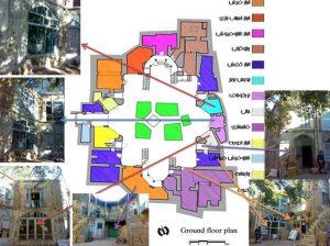 دانلود پروژه بازسازی و مرمت مجموعه بازار تبریز