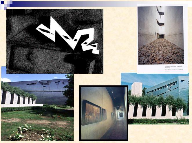 تحلیل موزه هنرهای یهود(دانیل لیبسکیند)