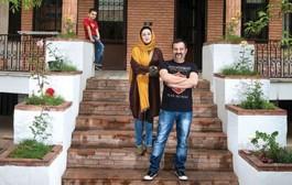 لوکیشن محبوب ایرانی ها ، خانه مهراب قاسمخانی و شقایق دهقان شد