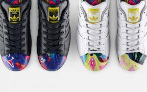 طرحهای متفاوت زاها حدید، این بار برای کفش آدیداس!