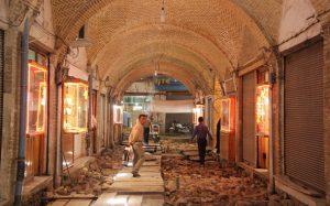 ثبت جهانی طولانیترین بازار سرپوشیده ایران!
