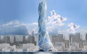 معماری آینده در برج بیونیک
