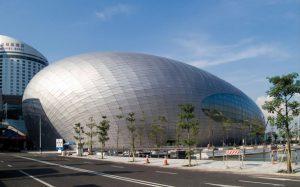 ساختمانی متفاوت با کانسپت قطره آب در چین!