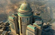 بزرگترین هتل جهان تا سال ۲۰۱۷ در مکه افتتاح میشود!