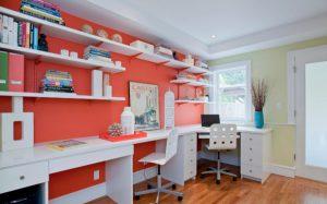 نکاتی مهم برای طراحی محیط کار در منزل!