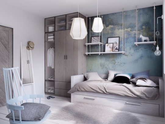 sky-blue-bedroom-600x450