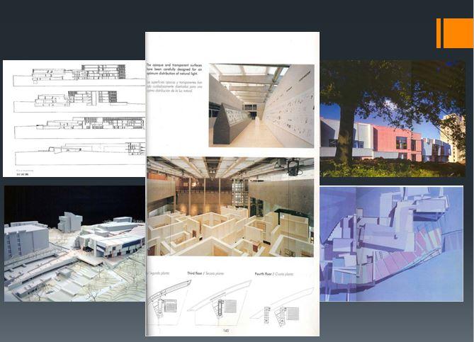 مطالعات مدرسه معماری