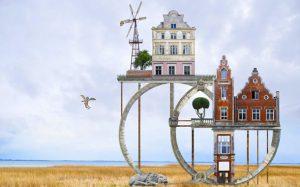 خانه های رویایی؛ بین خیال و واقعیت!