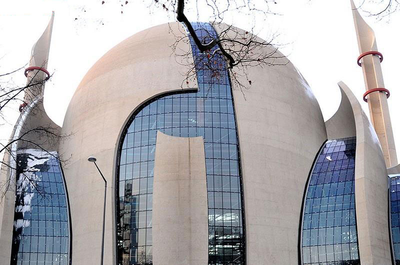 Central mosque of Cologne (12)