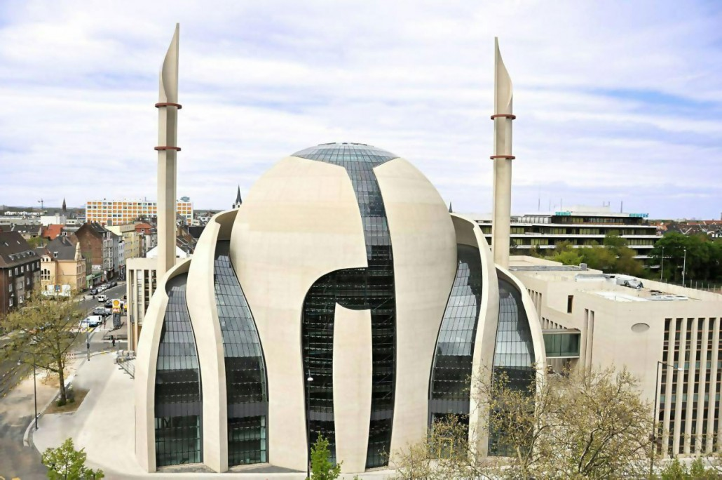 Central mosque of Cologne (15)