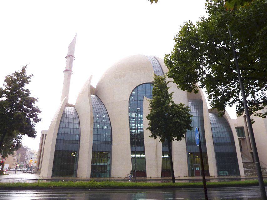 Central mosque of Cologne (2)