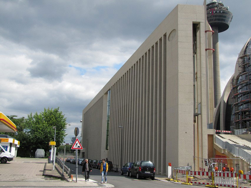 Central mosque of Cologne (4)