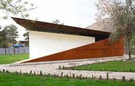 سرویس بهداشتی بزرگراه بعثت ; پروژه شایسته تقدیر در مسابقه معمار سال