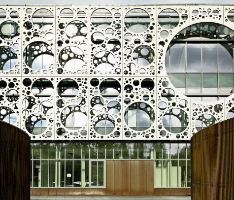 CF MØLLER ARCHITECTS. SDU Odense, Det tekniske Fakultet