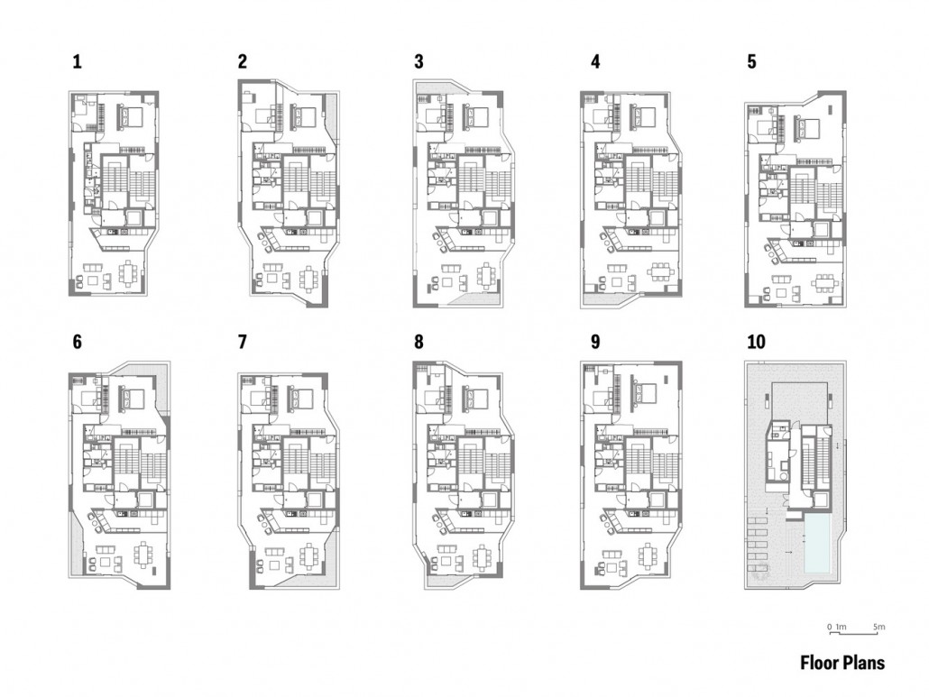 Apt18 Drawings Archdaily