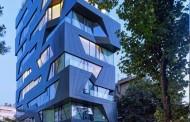 طراحی زیبای آپارتمان شماره ۱۸ با الهام از درخت انگور / استانبول