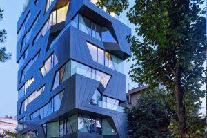 طراحی زیبای آپارتمان شماره 18 با الهام از درخت انگور / استانبول