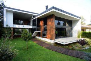 اثری که جوایز معماری سال را درو کرد ; ویلای فردوس