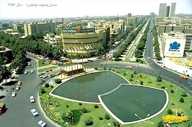 فراخوان طراحی مونومان میدان ولیعصر منتشر شد