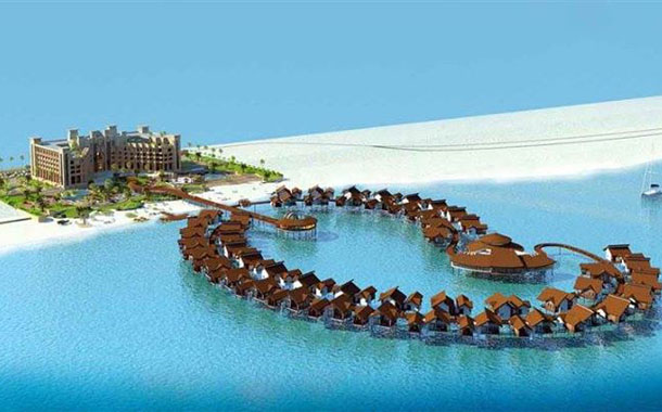 هتل بی نظیر ترنج؛ اولین هتل دریایی جزیره کیش!