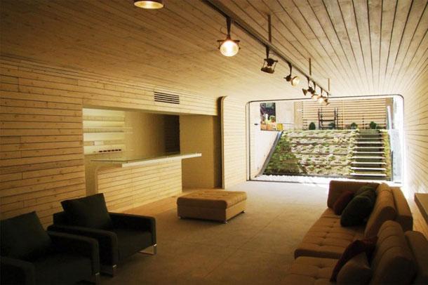 پیله ای برای سکونت کاری از آتلیه معماری اکنون