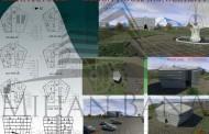 دانلود نقشه کامل ساختمان اداری شهرداری همراه با رندرهای 3dsmax
