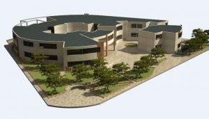 دانلود نقشه کامل دبیرستان همراه با رندرهای 3dsmax