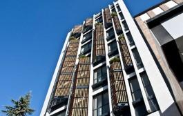 ساختمان اداری آصف ، کاری از دفتر معماری
