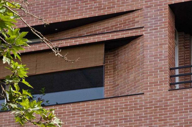 طراحی در شرایطی خاص ; ساختمان شماره ۹۳ تهرانپارس